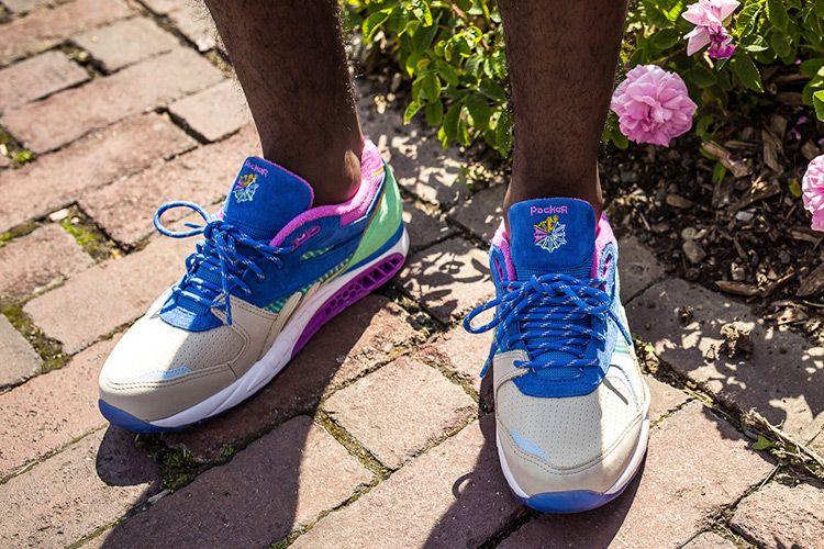 "27c978d4c88 Packer Shoes x Reebok Ventilator Supreme ""Spring"""