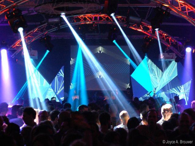 3voor12 - Nachtbrigade Winterparade Technofeestje voor Iedereen Foto: Joyce Brouwer