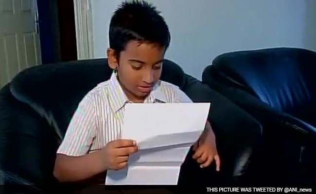 Running Late For School, This 8-Year-Old Wrote To The Prime Minister