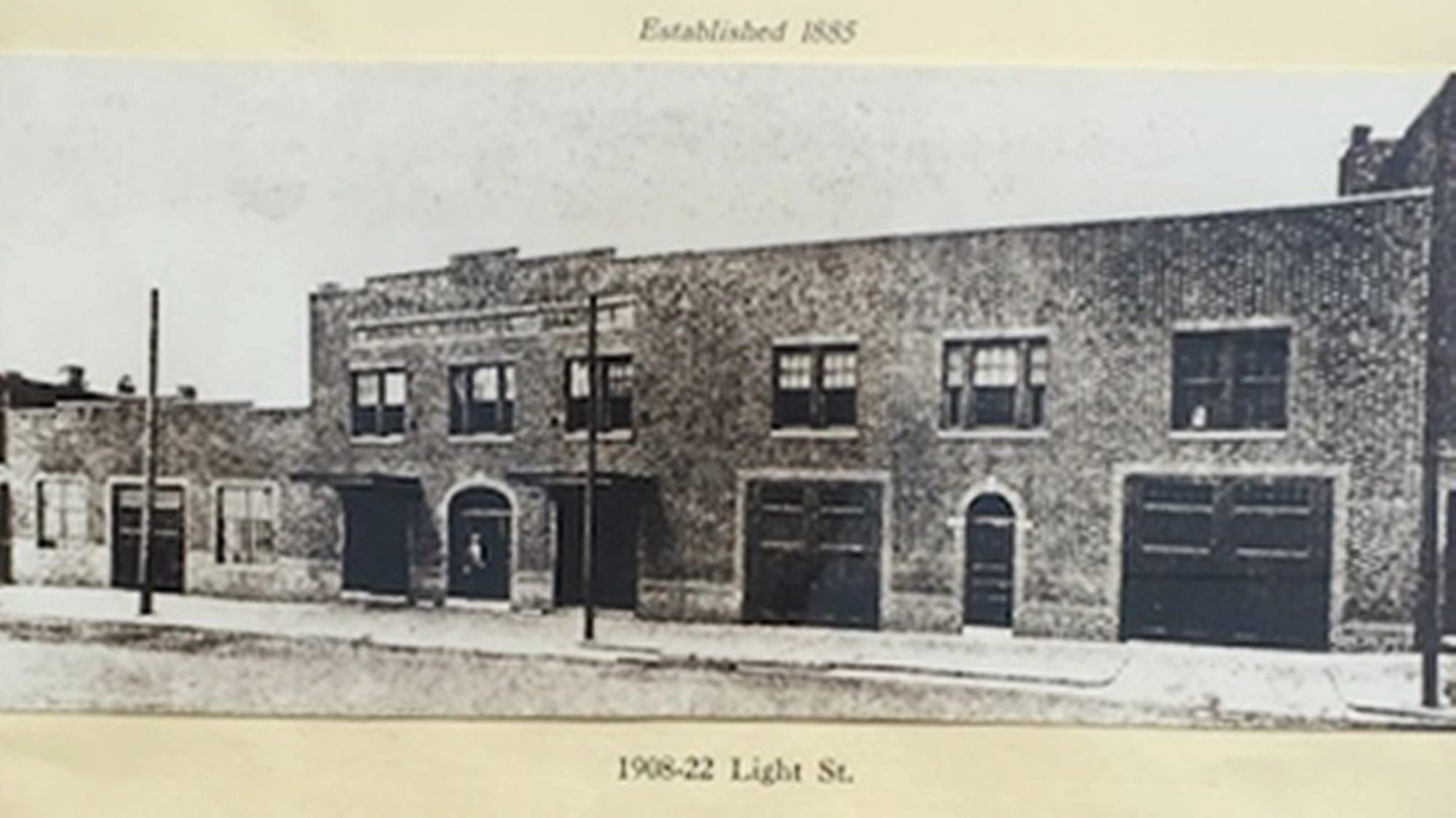 Great Baltimore Fire Of 1904 More Than 110 Years Later Historic