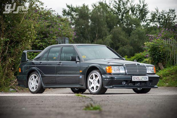 صور مرسيدس 190e ايفو Ii نادرة للبيع بمبلغ خيالي Mercedes Benz 190e Mercedes Benz 190 Mercedes Benz
