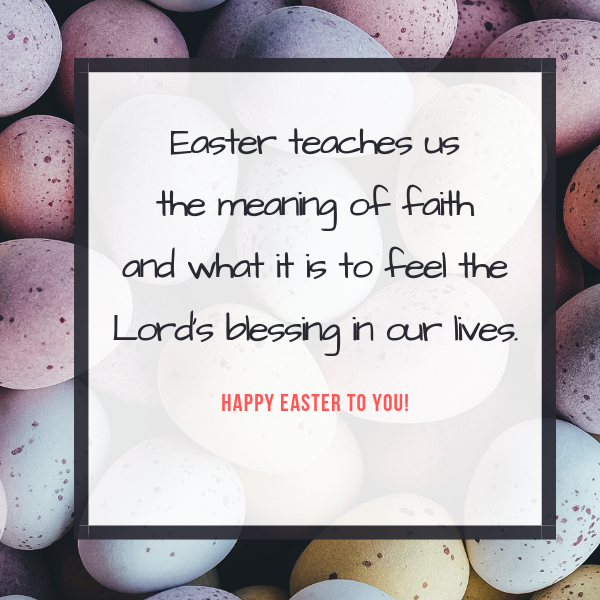 Short Quotes Religious: Short Easter Sayings, Inspirational Easter Quotes, Easter