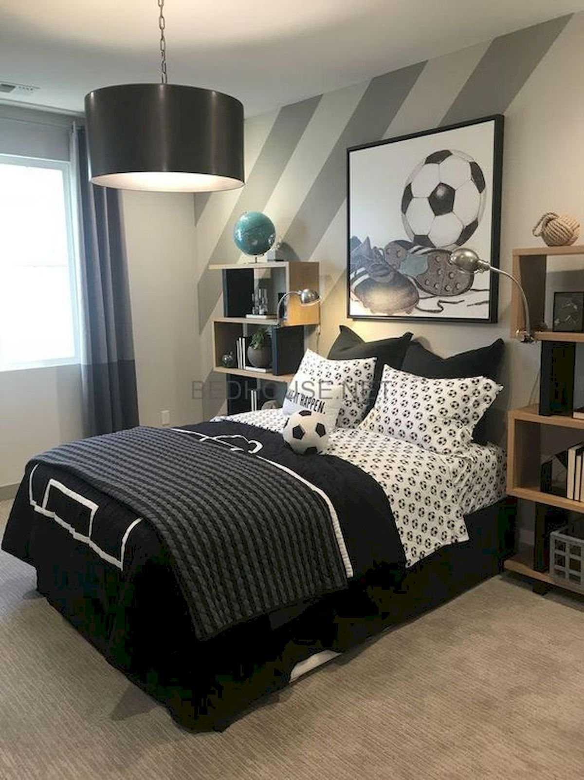 45 Cool Boys Bedroom Ideas To Try At Home Cool Bedrooms For Boys