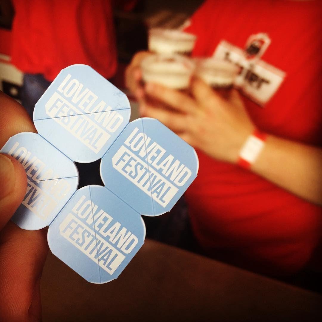 #loveland #lovelandfestival #lovelandfestival2016 #tokens #dutchband