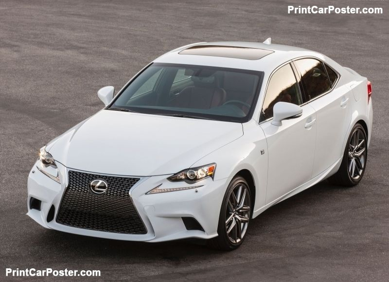 Lexus Is F Sport Us 2016 Poster Id 1291886 Lexus Is250 Lexus Lexus Cars