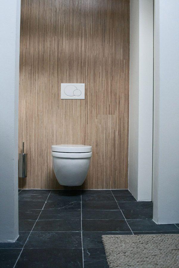 Houtlook badkamer, houtlook toilet   Houtlook / Keramisch parket ...