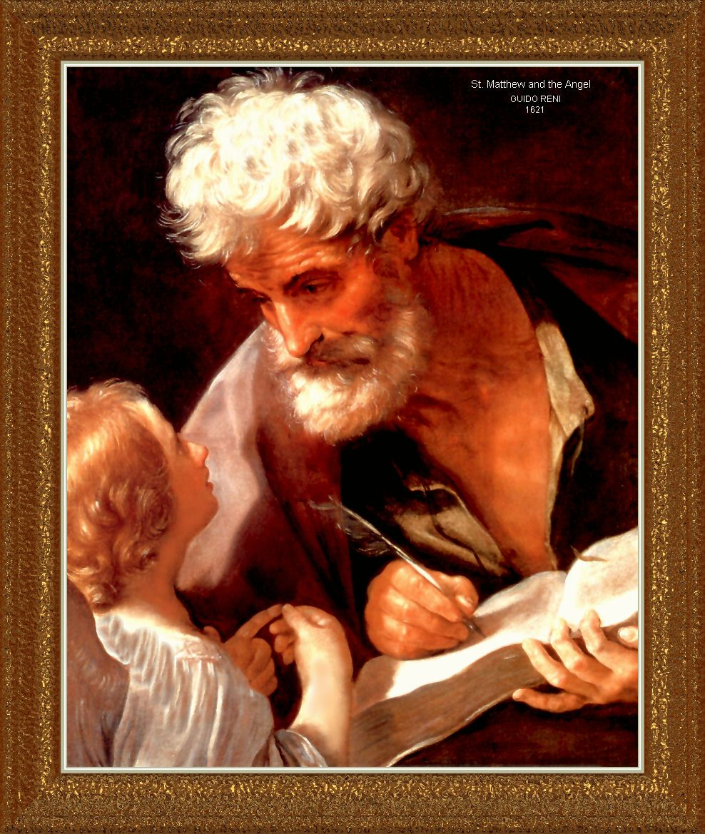 Observing on the gospel of matthew essay