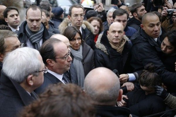 French Satirical Magazine Targeted in Past for Cartoons on Islam; Hollande Calls Incident a Terror Attack..... PARIS—Armed men Wednesday stormed the Paris offices of Charlie Hebdo, a French satirical magazine targeted in the past for its cartoons on Islam, leaving 12 people dead, according to the