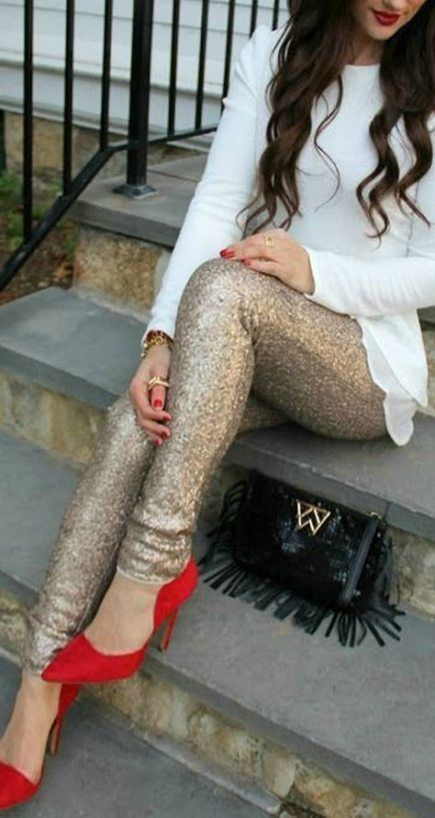 30 Stylish New Year's Eve Outfit for Women You'll ...