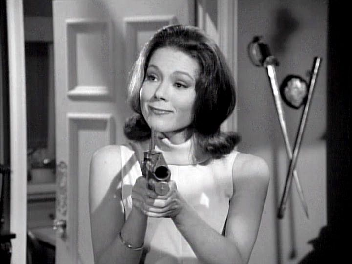 Diana Rigg, The Avengers: The Gravediggers, 1965