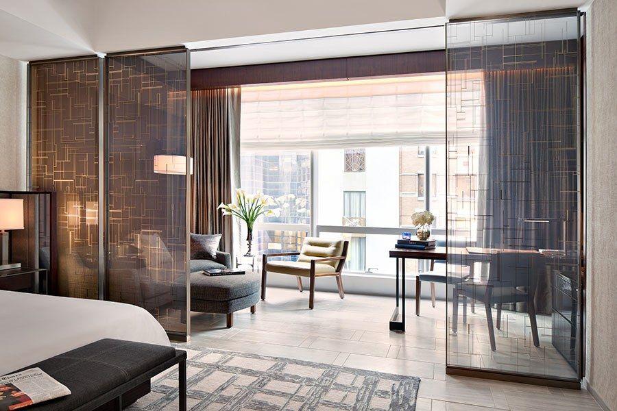 Park Hyatt New York Debuts Near Central Park Hotel room