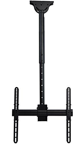 VIVO TV Ceiling Mount Height Adjustable and Tilt for LCD LED Flat Screen 32 to 55 MOUNTVC55 *** Find out more about the great product at the image link.