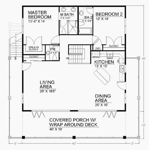 27 Awesome 1600 Sq Ft Open Concept House Plans in 2020 ...