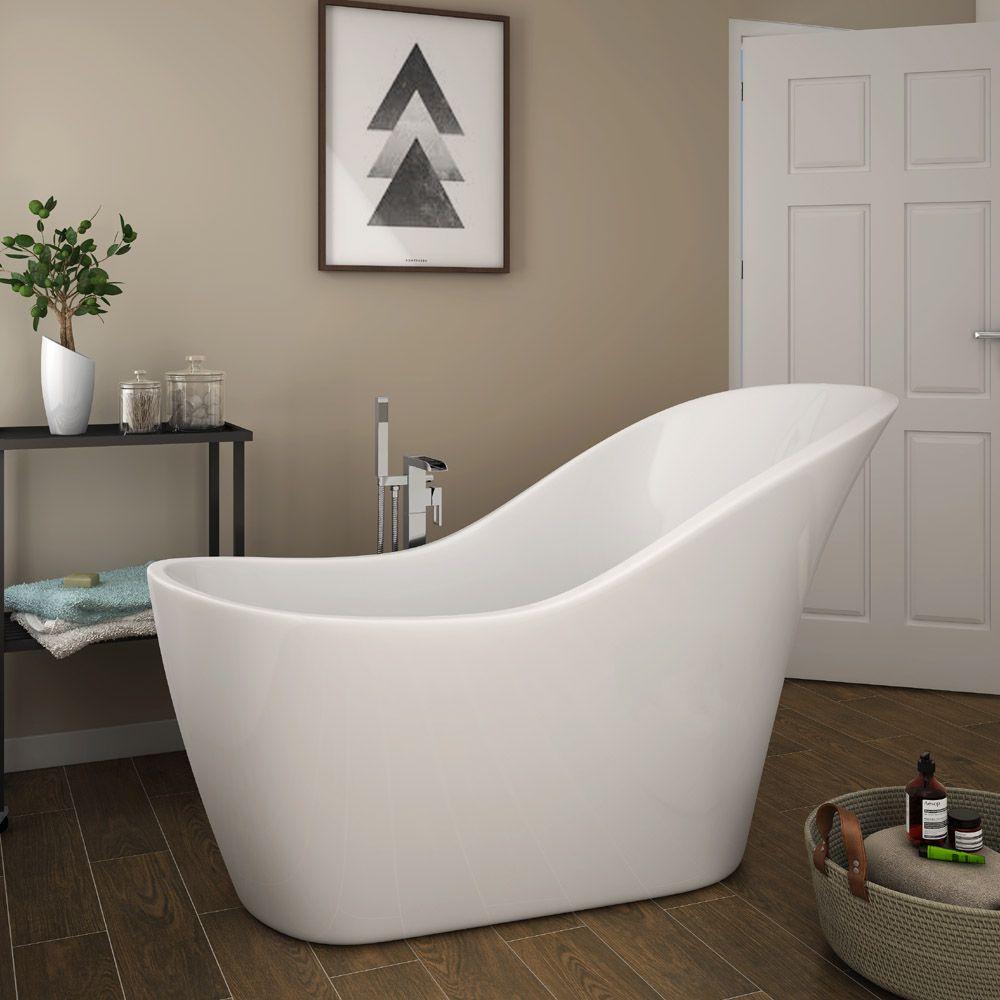 Vienna 1520 Modern Slipper Free Standing Bath Victorian Plumbing Slipper Bath Free Standing Bath Bedroom With Bath