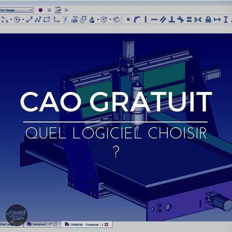 Vous êtes nombreux à avoir télécharger mon modèle de fraiseuse CNC - logiciel 3d maison gratuit