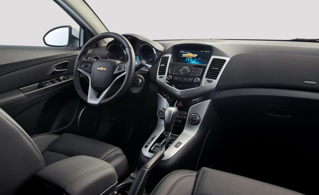 2014 Chevy Cruze Interior Cruze Chevy Cruze Chevrolet