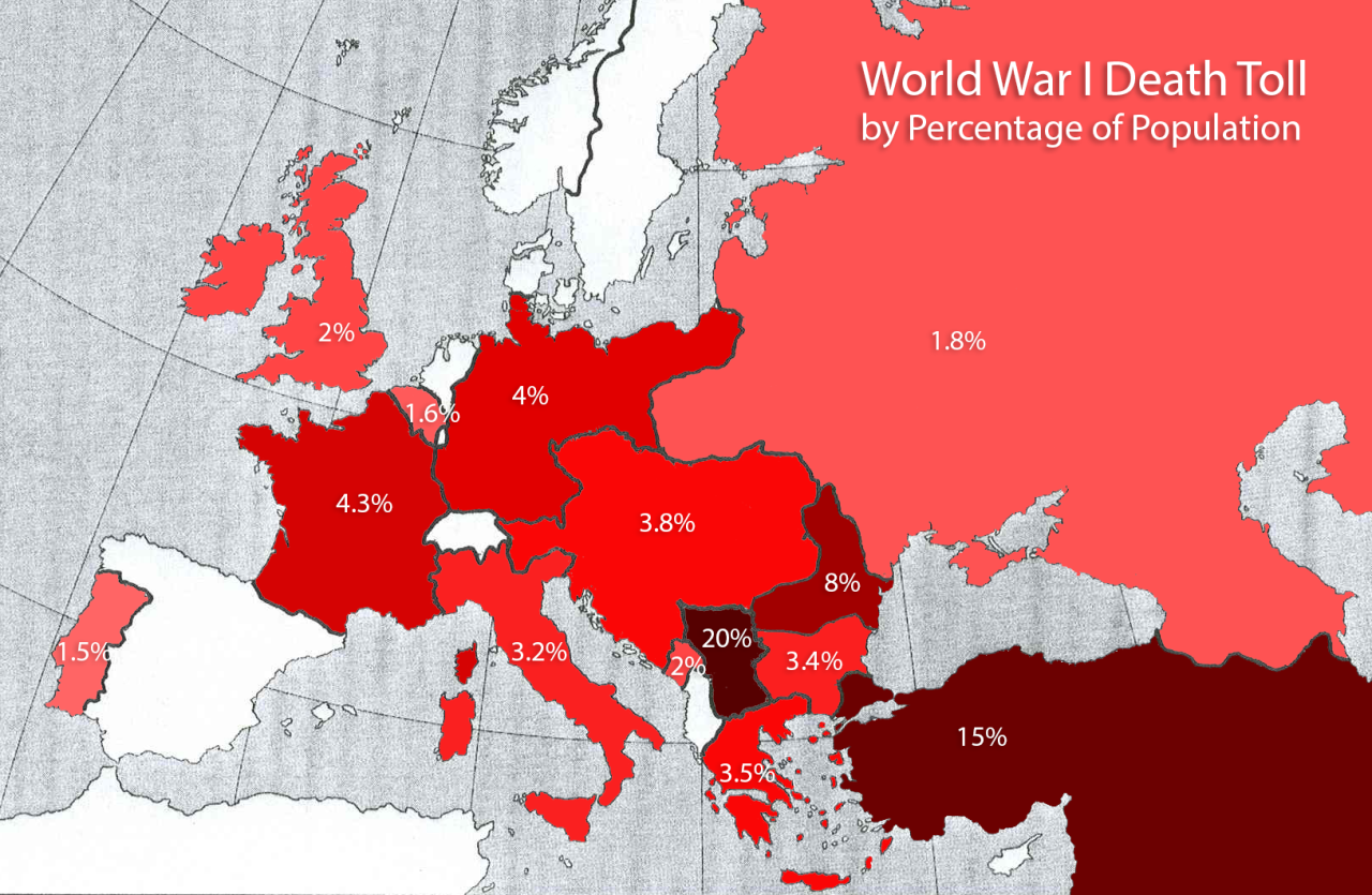 Russia Map After Ww2%0A European demographic losses in the World War   as a percentage of the  population  USA