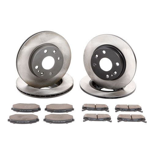 Replacement Miata Brake Kit • It's Not Usual To Just