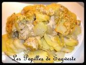Photo of Recipe for pork curry and ultra potatoes …-Recette de dès …