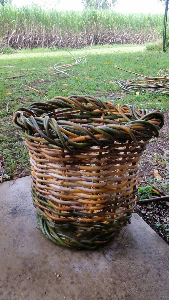 Check out this item in my Etsy shop https://www.etsy.com/au/listing/526145907/lawyer-cane-basket