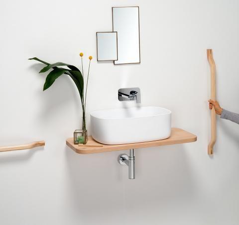 Der Trick mit Holz Badezimmer-Accessoires \ - badezimmer accessoires holz