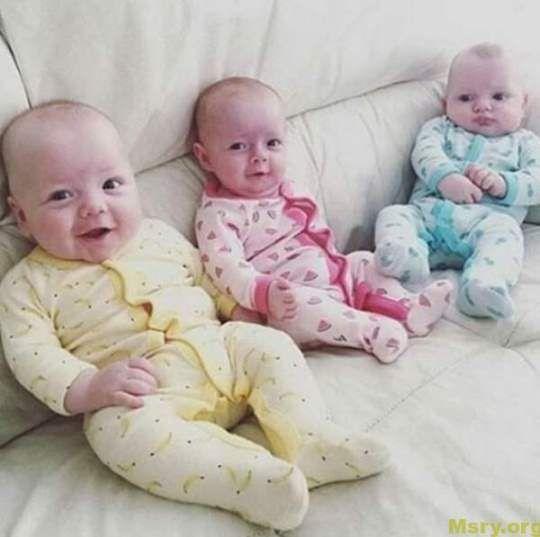 صور اطفال كيوت وجميلة وخلفيات اطفال كيوت للموبايل موقع مصري Cute Little Baby Funny Babies Triplet Babies