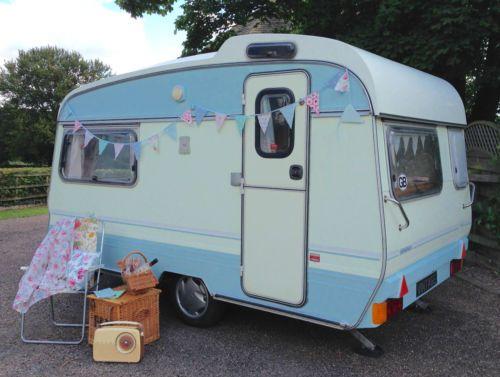 Vintage Caravan Safari Top Avondale Wren Classic Rare Cath Kidston Vintage Caravan Retro Caravan Caravan