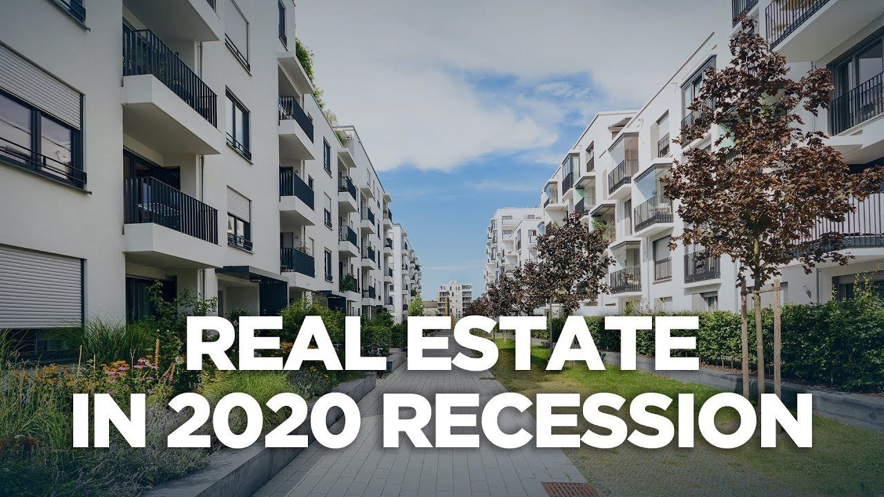 Commercial Real Estate in 2020 Recession in 2020