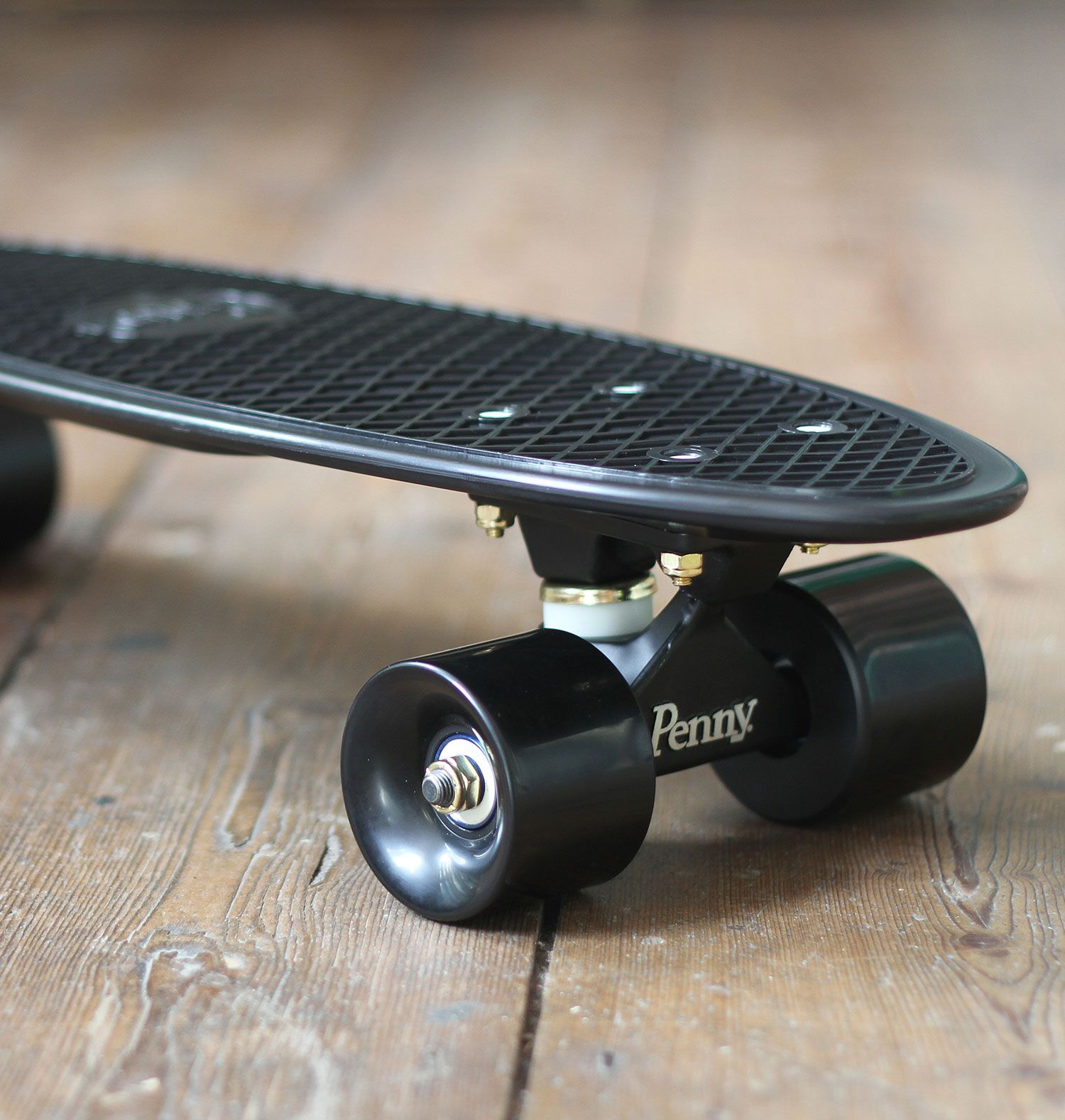 Penny skateboards x watershed special edition blackgold