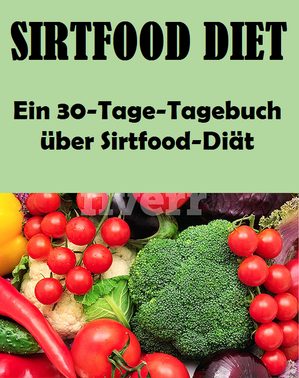 Sirtfood Tabelle