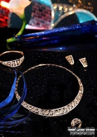 مجموعة مجوهرات تخطف الانفاس The Finest Precious Jewels Class Ring Jewelry Rings