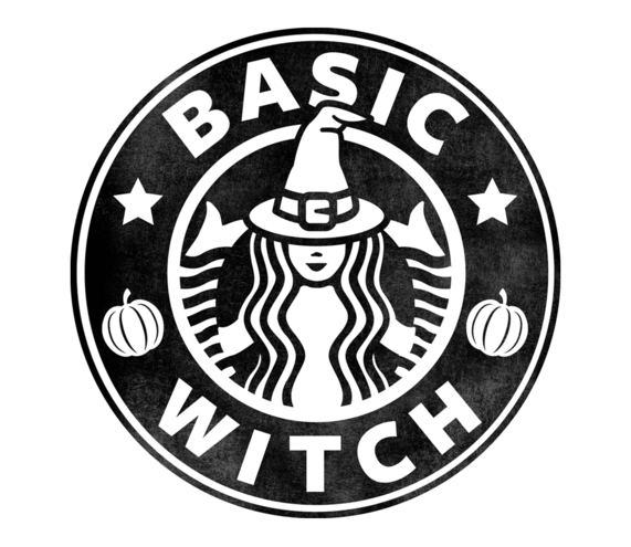Basic Witch Basic witch, Cricut halloween, Witch wallpaper