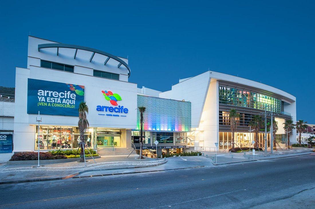 Casino ocean mall santa marta