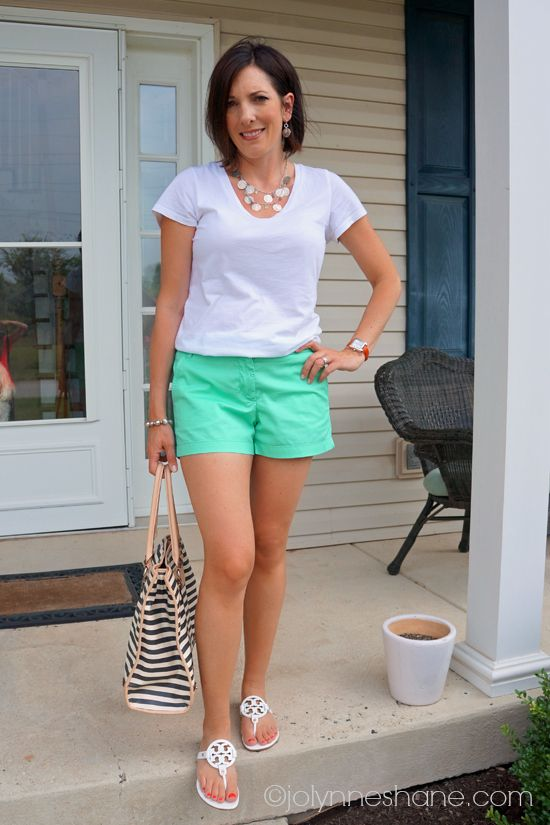Fashion Over 40 | Spring outfits women, Casual summer ...