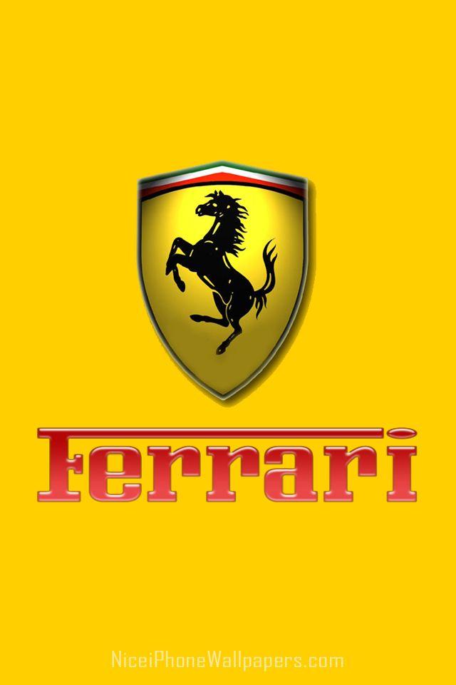 Italian Brands Ferrari Symbol Car Symbols Sign F1 Lamborghini