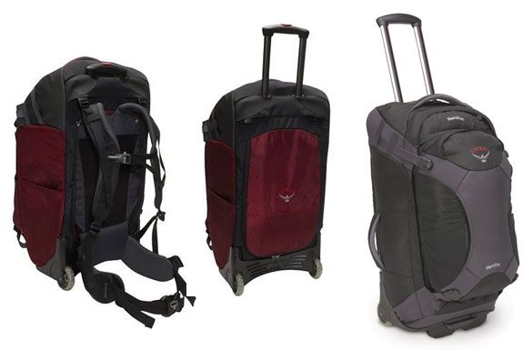 High Sierra Freewheel Wheeled Book Bag Backpack | Backpacks ...