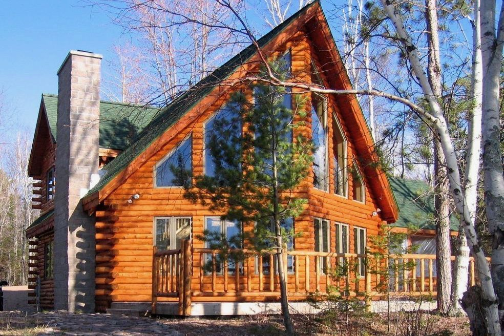 6 Cozy Cabins To Rent Up North For A Winter Getaway Vacation