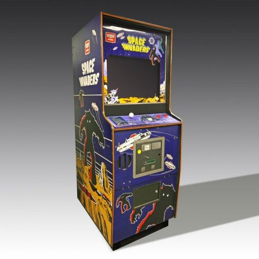 Space Invaders Original Arcade Game