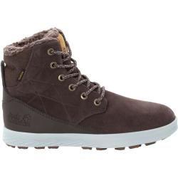 Photo of Jack Wolfskin waterproof winter shoes women Auckland Wt Texapore High Women 41 brown Jack Wolfski