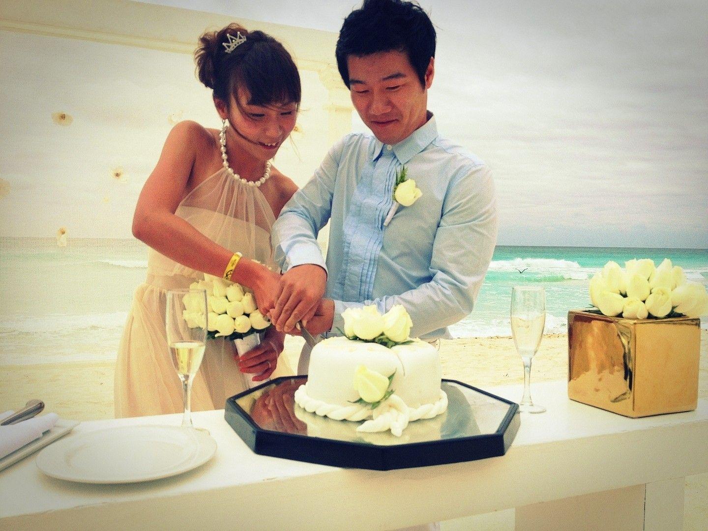 This is not a #Dream, this is a real #Wedding in #HardRock Hotel #Cancun / Este no es un #Sueño, es una #Boda real ;)