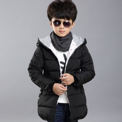 39.90$  Watch now - http://ali42q.shopchina.info/go.php?t=32408423430 - Free shipping new arrival winter children's outerwear cotton-padded coat boy leisure cotton coat  #bestbuy