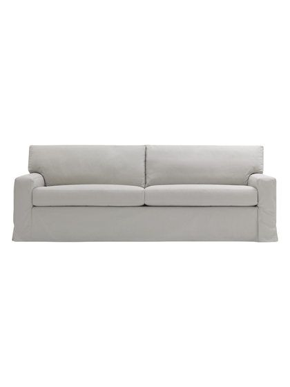 Dominique Slipcovered Sofa By Mitchell Gold Bob Williams At Gilt
