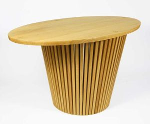 Circular altar for schools, lecture theatres, libraries and areas of worship #school #furniture #altar #modern #bespoke