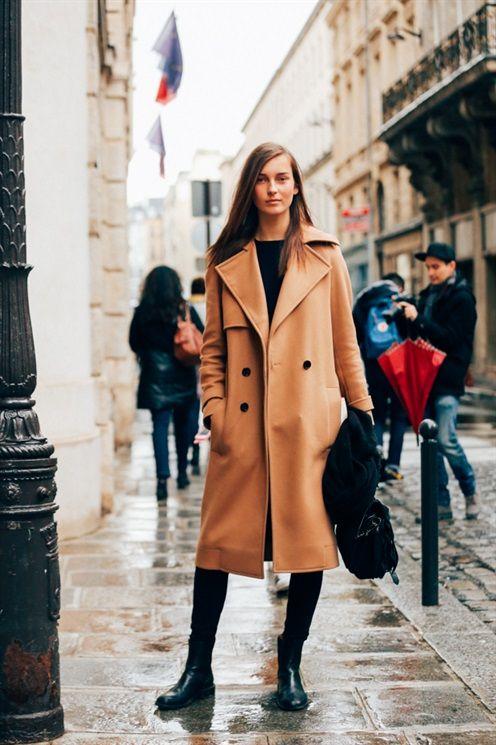 JULIA BERGSHOEF - Model's look: lo stile delle modelle a Parigi - Vogue.it