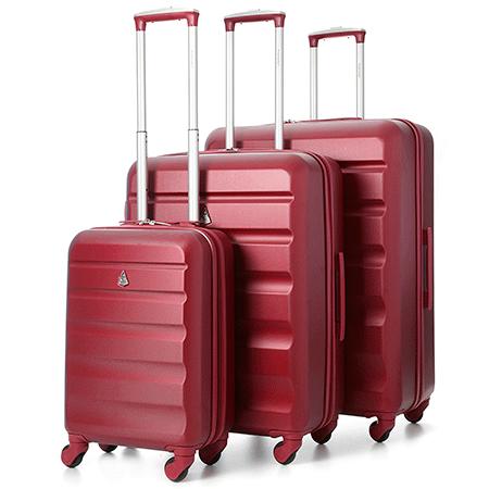 303ea8945 Maleta rígida de Aerolite. Más información y modelos en su tienda de maletas  www.