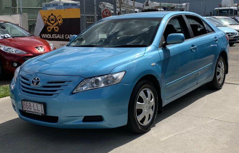 AUTO TOYOTA CAMRY ALTISE 07/19 REGO RWC AC COLD Toyota camry