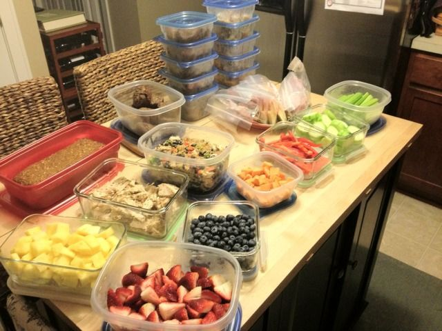 Queen Of The Kings Food Prep Sunday Food Meal Prep Meal Time