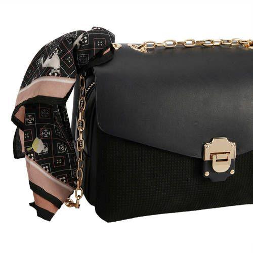 beste schoenen uitverkoop wereldwijd verkocht Parfois crossbody tas zwart | Products in 2019 - Zwart ...