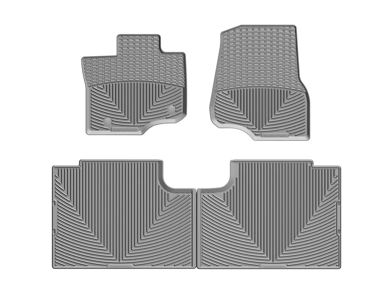 All Weather Floor Mats BOLD4WD Rubber floor mats