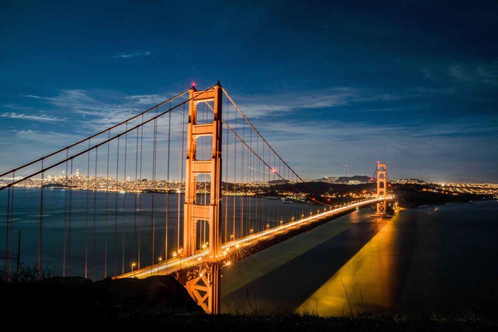 Golden Gate Bridge Wallpaper 4k Golden Gate Bridge City Architecture Beautiful Places To Visit